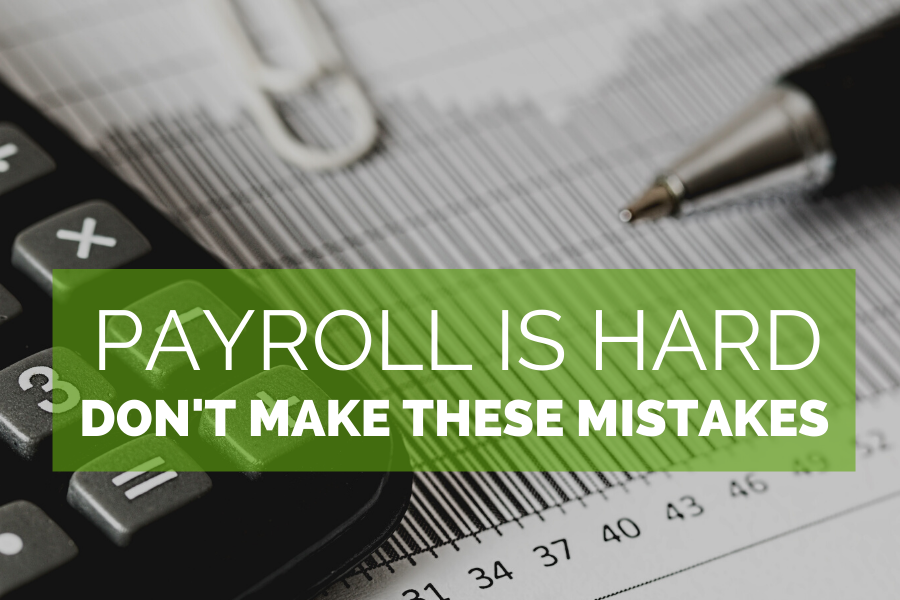 What is a PEO - don't make these payroll mistakes