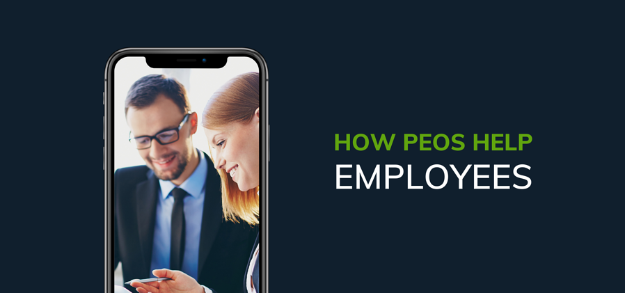 what is a peo - peos help employees