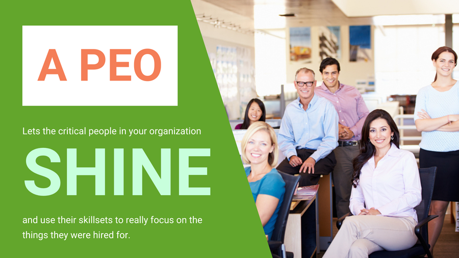 what is a peo - productive team