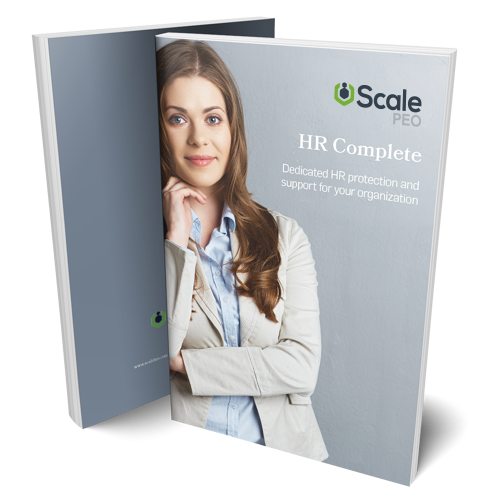 ScaleHRO PEO - HR Complete - Dedicated HR Protection and Support for Your Organization