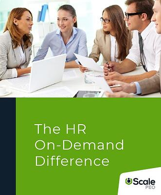 ScalePEO The HR On-Demand Difference