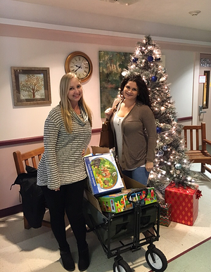 Office Toy Drive