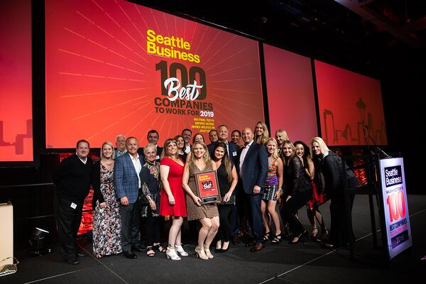 100 Best Company to Work For