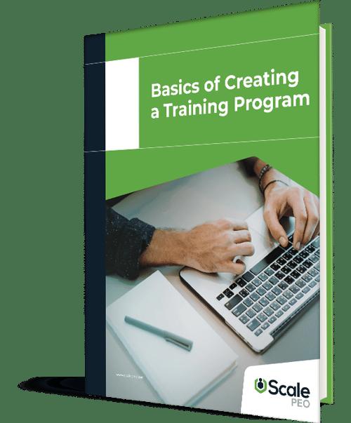 Cover Image Basics of Creating a Training Program - Portrait