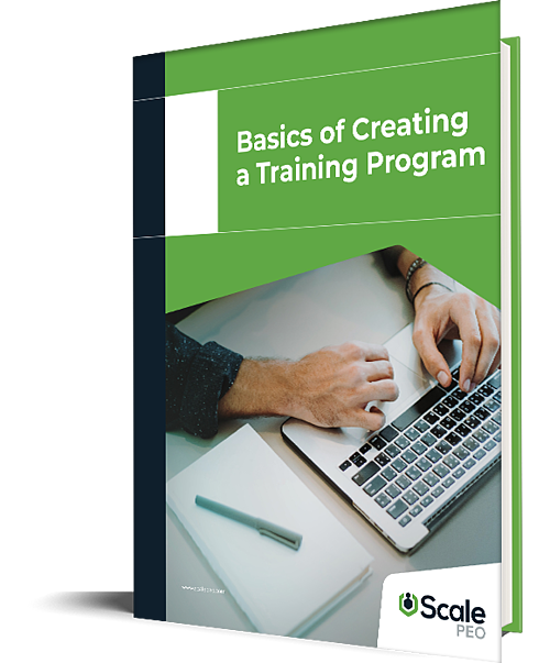 Cover Image Basics of Creating a Training Program - Portrait