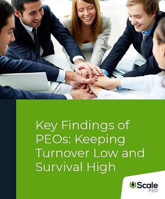 ScalePEO & NAPEO - Key Findings of PEOs: Keeping Turnover Low and Survival High